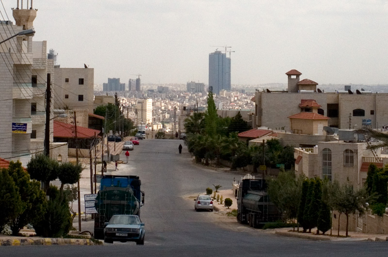 Aborted Dreams #2, Amman 2012
