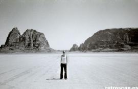 Wadi Rum,2008