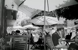 Cafe Younis, Hamra, Beirut 2008