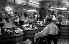 Barber Shop, Amman 2011