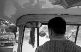 Rickshaw, Bangalore 2009