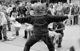 The dancer, Helsinki 2008