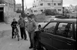 مخيم الحسين, Amman 2011