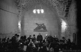 Mass in the Old City, Jerusalem 2011