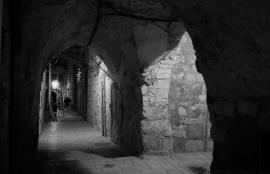 The Old City at Night # 1, Jerusalem 2011