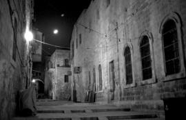 The Old City at Night # 4, Jerusalem 2011