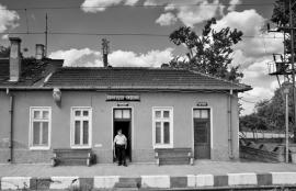 Station Agent #1, Bulgaria 2011