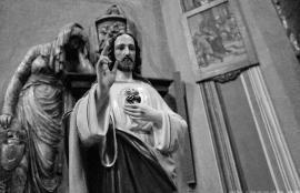 Jesus Statue, Lviv, Ukraine 2011
