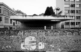 Graffiti, Vienna 2011