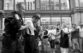 Arrest #1, Helsinki 2011