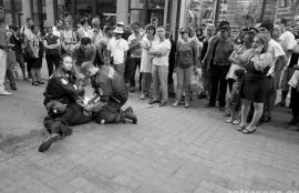 Arrest #2, Helsinki 2011
