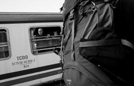 Passengers #3, Dimitrovgrad, Bulgaria 2011