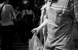 Shopping, Chisinau 2011