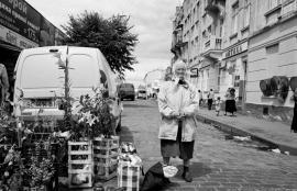 Babushka #3, Lviv 2011