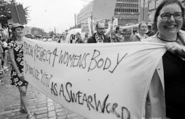Slutwalk #1 Heslinki 2011