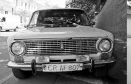 Russian Cars, Lviv, 2011