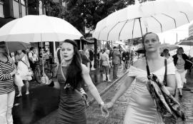 Slutwalk #2 Heslinki 2011