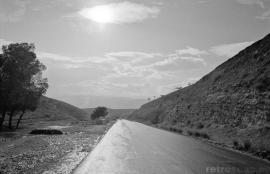 On the road again, كفرنجا, Jordan 2011