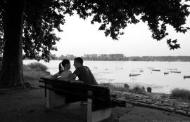 Zemun kiss, Земун, Belgrade 2011