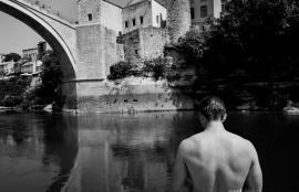 Dive #1, Mostar 2011