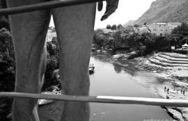 Dive #3, Mostar 2011