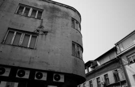 War Perspective #1, Mostar 2011