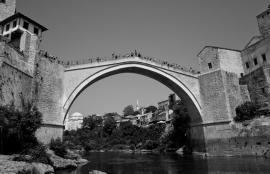 Dive #5, Mostar 2011