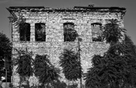 War Perspective #3, Mostar 2011