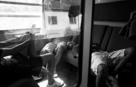 Passengers #8, Sarajevo 2011