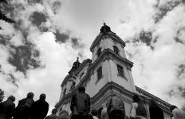 Mass, Lviv, Ukraine 2011