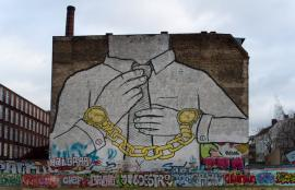 Graffiti, Kreuzberg, Berlin 2012