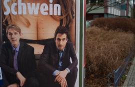 Schwein, Berlin 2012