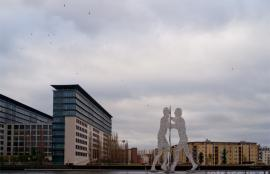 Berlin's Molecule Man, 2012
