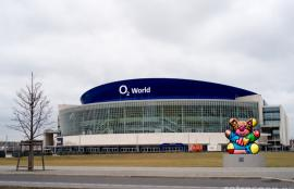 O2 World, Berlin, 2012