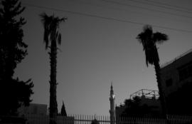 Dusk at Al-Weibdeh #1, Amman 2012