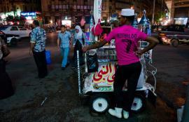 Ronaldo 7, Tahrir Square, Cairo 2012
