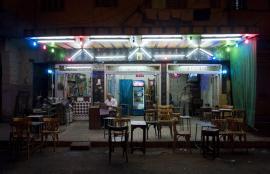 Coffee Shop, El 'Aguza, Cairo 2012