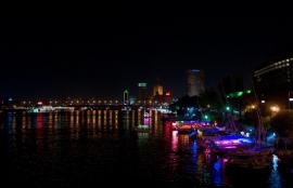 Lights on the Nile, Cairo 2012
