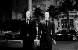 Anonymous, Talaat Harb St, Cairo 2012