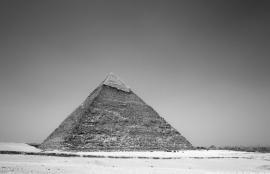 Khafre, Giza 2012