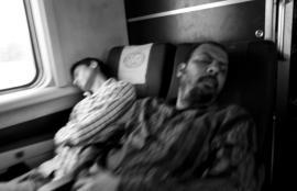 Passengers #9, Nile Detla 2012