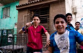The kids are alright #2, Karmouz, Alexandria 2012