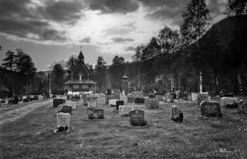 Cemetery, Flåm, Norway 2010