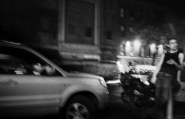 Alphabet City at night #1, Manhattan 2012