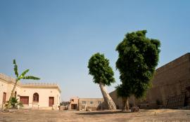 Ben Ezra Synagogue, Coptic Cairo 2012