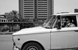 Traffic #1, Cairo 2012