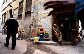 Darb Al Ahmar, Cairo 2012