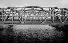 Elsenbrücke, Friedrichshain 2012