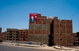 Morsi, Giza 2012