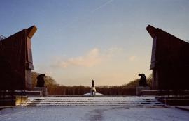 Soviet War Memorial, Treptower Park, Berlin 2013